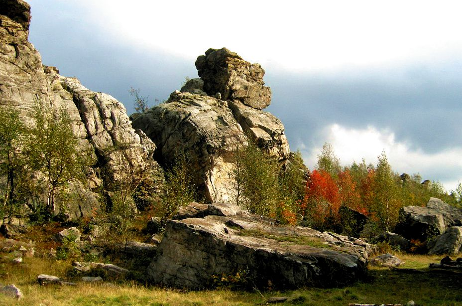 Осенние краски Среднего Урала, сентябрь 2012