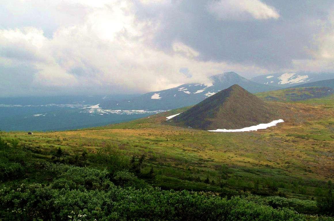 Северный Урал, июнь 2013